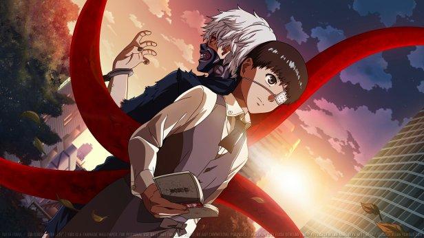85 Gambar Anime Keren Kaneki